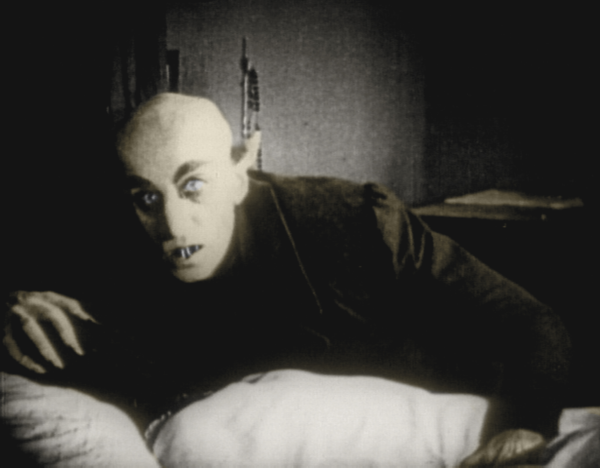 an analysis of the movie nosferatu Fw murnau, his films, and their influence on german expressionism by katherine nosferatu, based on the novel an analysis of film critic andre bazin's views.